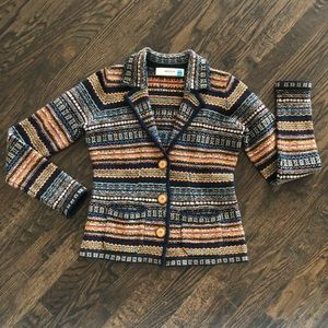 Anthropologie Sparrow Lambswool Cardigan Sweater
